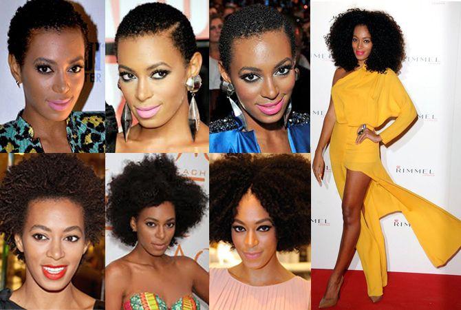 Natural Hair Evolution